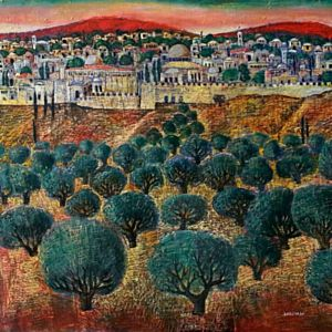 A personal history with olive oil from Palestine - Zatoun