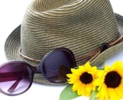 紫外線サングラスやメガネの効果