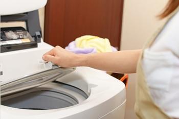 浴衣(ゆかた)の洗濯