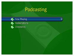 Galleon Podcasting