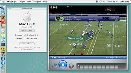Slingbox For Mac Os X