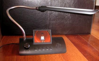 Sungale desk lamp
