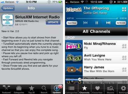 Satellite radio zatz not funny at least on ios platforms such as my iphone while the satellite radio provider has always provided access to a broad range of publicscrutiny Images