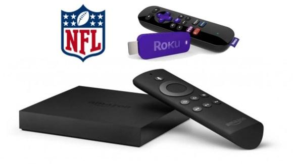 NFL Now Amazon Roku