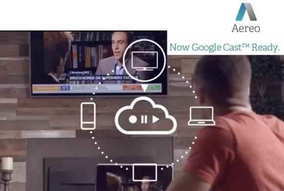 Aereo Chromecast