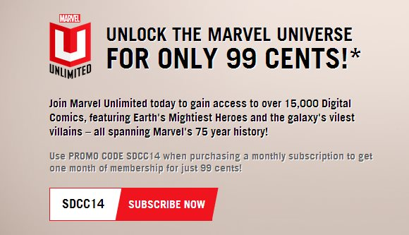 marvel unlimited for 99 cents zatz not funny