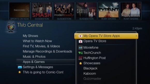 Plex Coming to TiVo (via Opera TV Store)?
