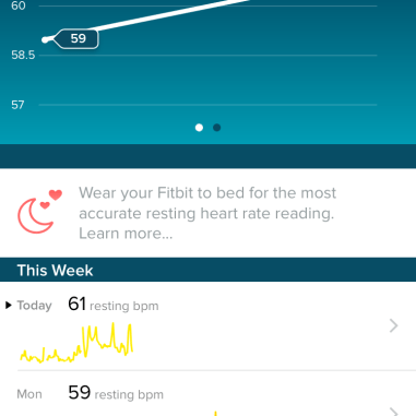 Heart Rate Data 2