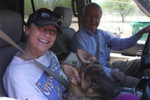 Review Trained German Shepherd Zauberberg Kennels