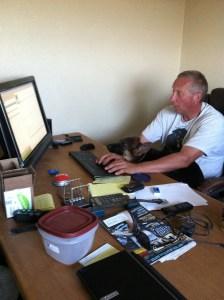 writing German Shepherd training blog