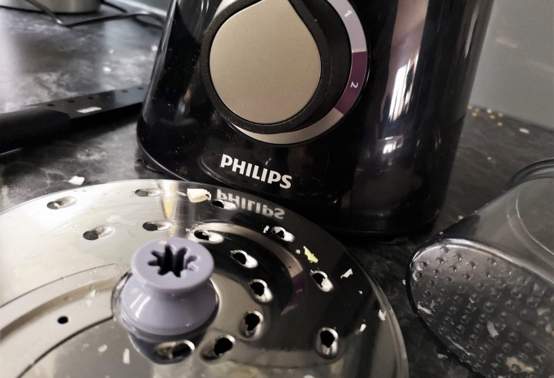 Philips HR7762/90 | Raspelsalate