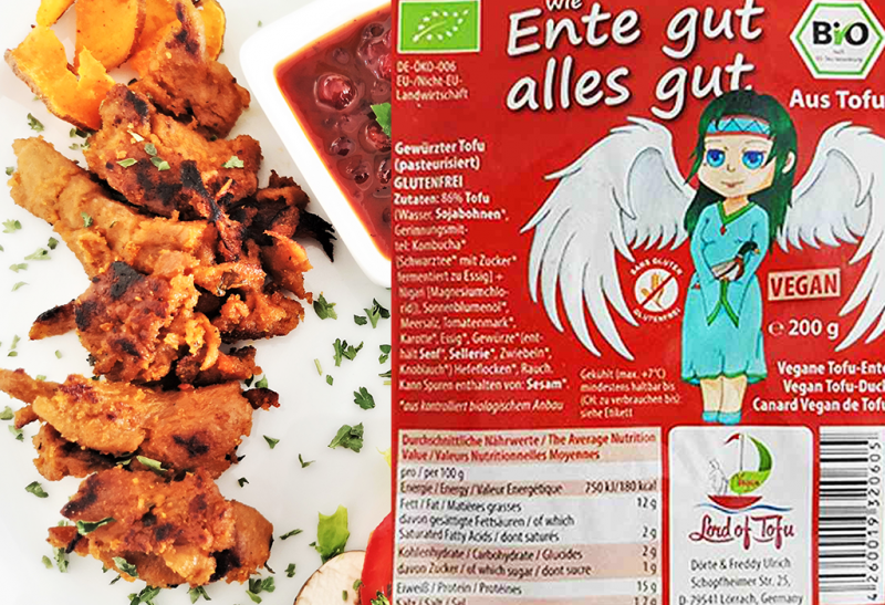 Lord of Tofu | Ente gut, alles gut