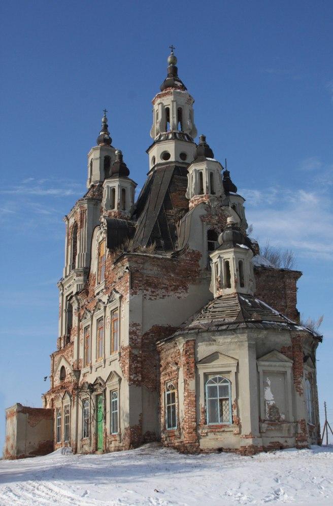 Церковь Флоровская, 1771 г-2