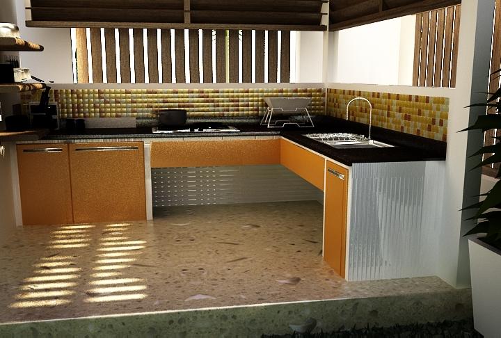 Take Off Thai Kitchen Design