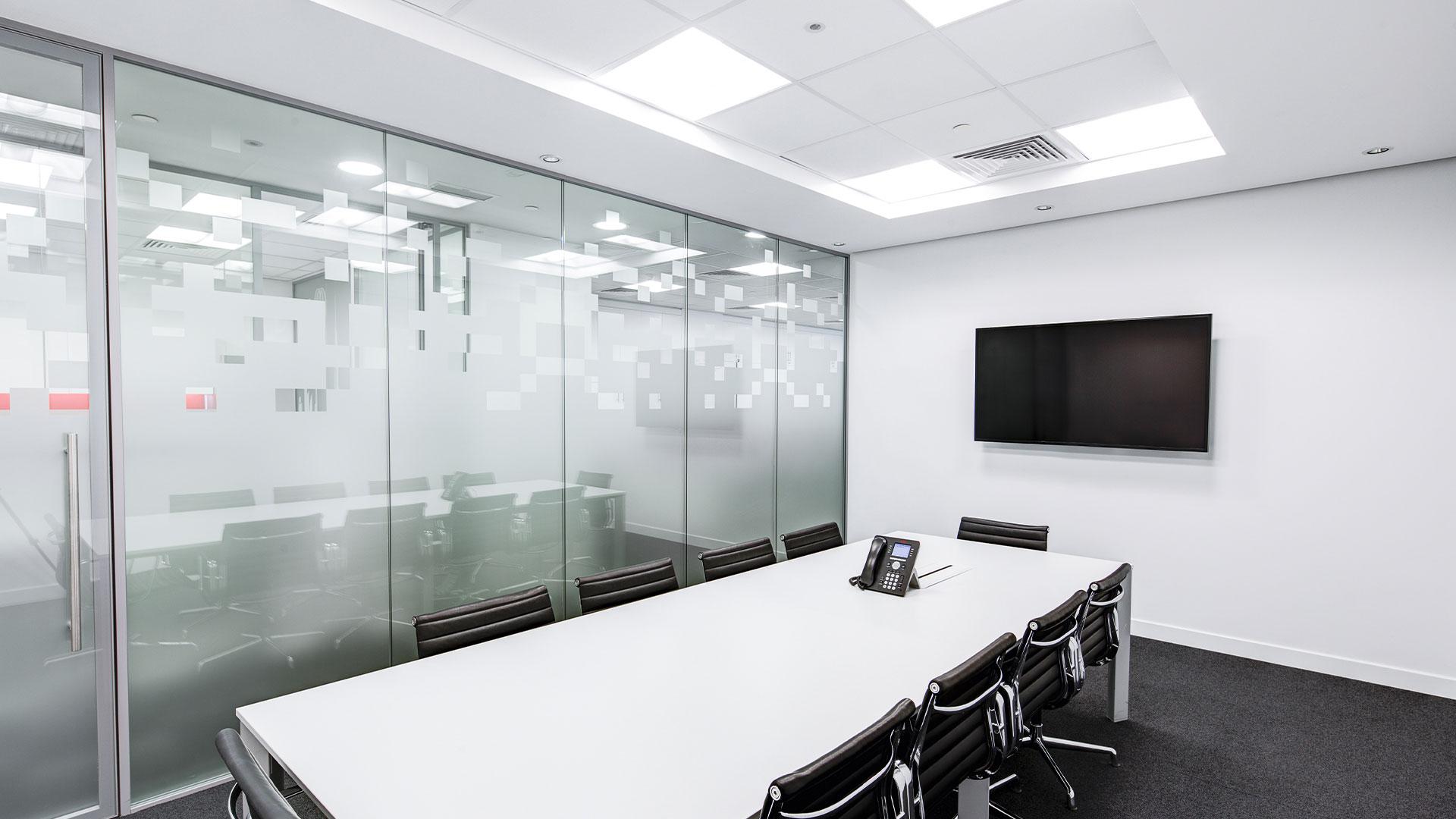 Zavic Solutions - Interior of Institute