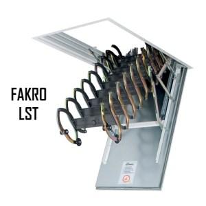 Чердачная лестница FAKRO LST 60-120-280 - ZAVODKM