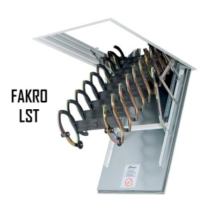Чердачная лестница FAKRO LST 70-120-280 - ZAVODKM