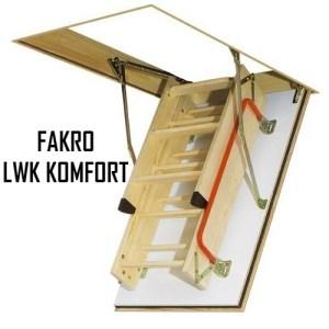 Чердачная лестница FAKRO LWK KOMFORT 60-94-280 - ZAVODKM