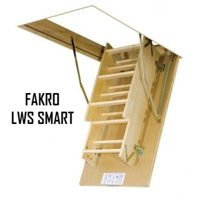 Чердачная лестница FAKRO LWS SMART 60-120-280 - ZAVODKM