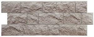 Фасадные панели FELS (СКАЛА) - цвет Перламутровый - ZAVODKM
