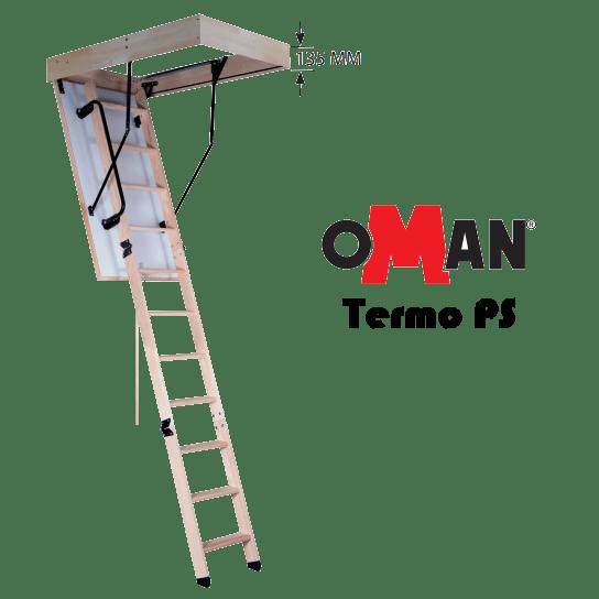 Лестница Oman Termo PS - ZAVODKM