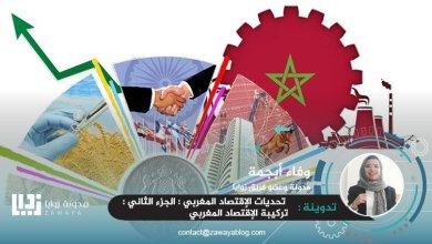 تركيبة الاقتصاد المغربي