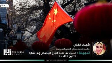 الصين من لعنة الجرح الوجودي إلى شرارة التنين القادحة