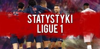 Statystyki liga francuska