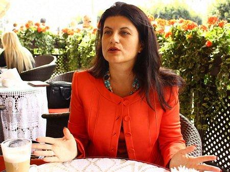Лариса Денисенко: В політиці бракує людей, які усвідомлюють ідентифікацію нації