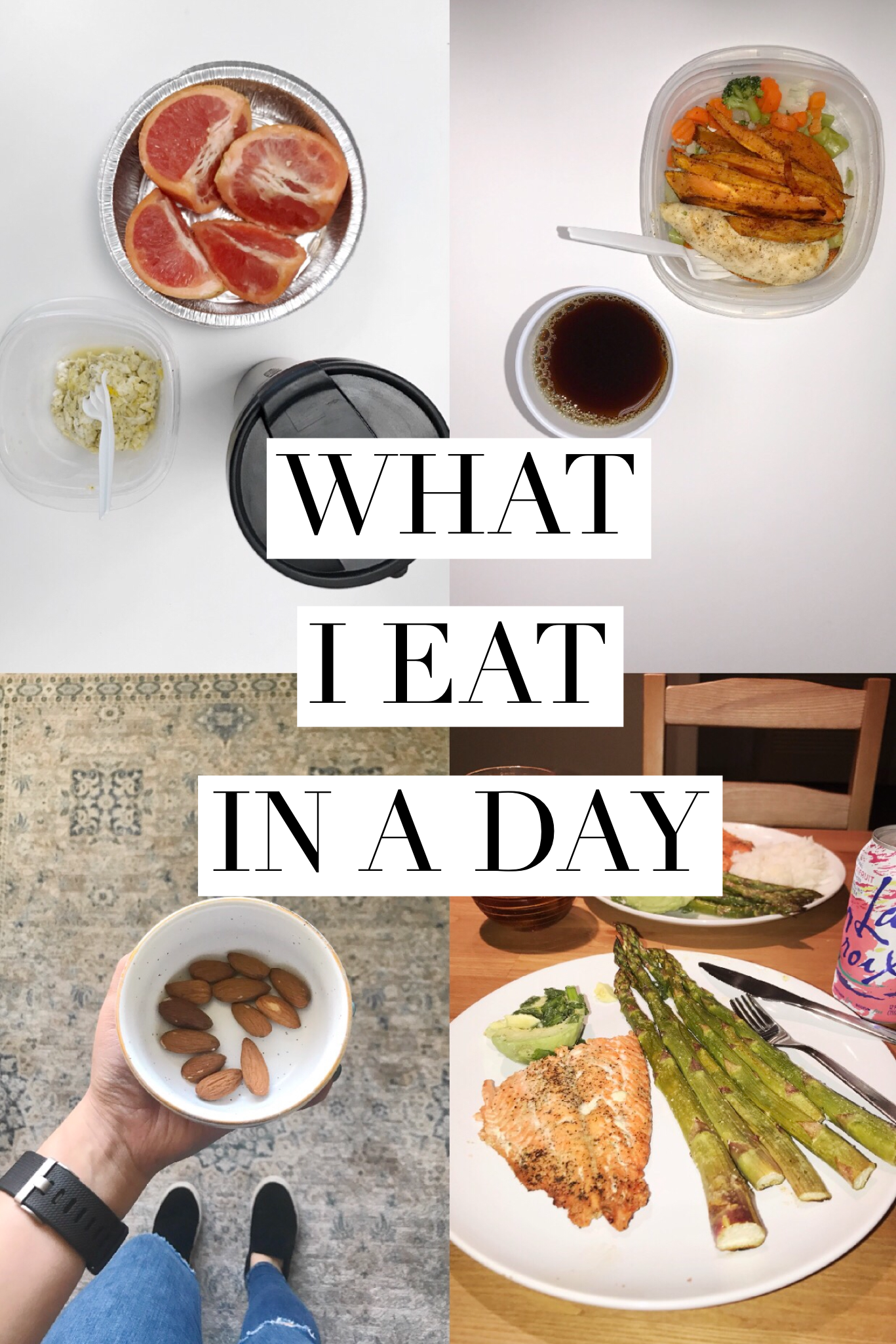 What I Eat in a Day: Whole30