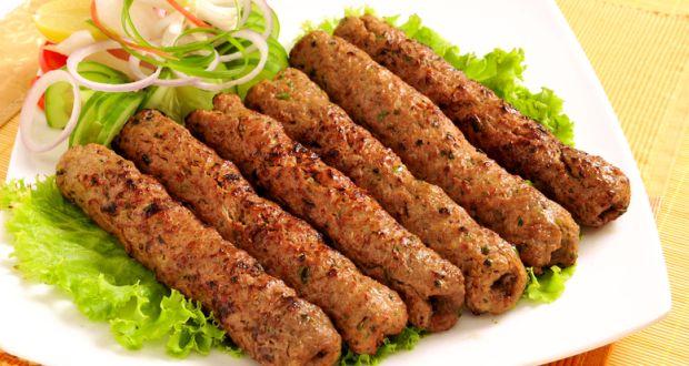 soya matar seekh kebab