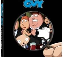 --CLOSED--Enter to WIN: Family Guy Vol. 9--CLOSED--