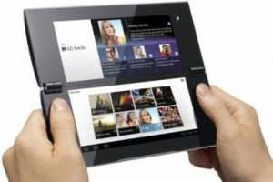 Sony Tablet P Price, Release Date Announced: Are 2 Screens Double The Fun?