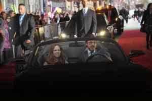 Acura Teamed With Marvel's The Avengers as Official Sponsor of Red Carpet World Premiere 2