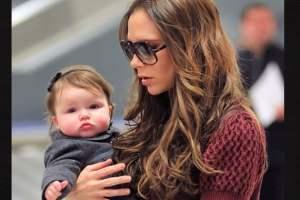 David and Victoria Beckham's Baby Daughter Harper Offered First Modeling Gig!