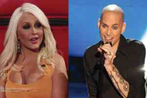 'The Voice' Contestant Slams Christina Aguilera: She Is Mean To All Of Us For No Reason