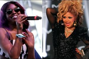 Azealia Banks Calls Out Lil' Kim