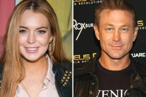 Lindsay Lohan's Elizabeth Taylor Biopic Gets Its Richard Burton—Find Out Who He Is!