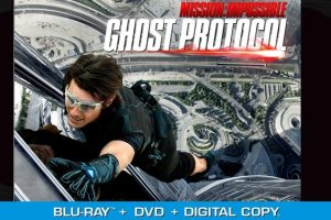 --CLOSED--Movie Giveaways: Mission Impossible: Ghost Protocol-Blu-ray & DVD set--CLOSED--