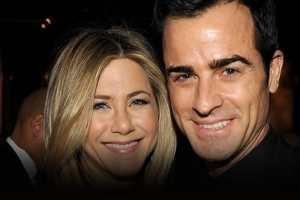 Jennifer Aniston Engaged To Marry Justin Theroux  1