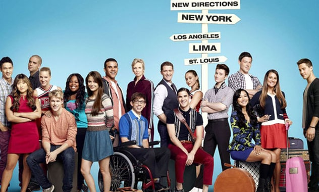 Glee Season Four Cast Photo: Look Who's Missing!