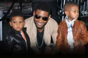 Usher Returns To Work, Spotted Shooting New Video After Winning 'Bitter Custody Battle' With Ex-Wife 1