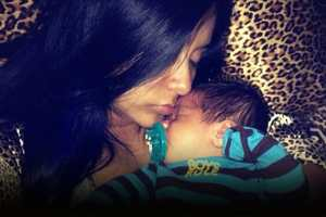 Snooki Shares New Photos Of Lorenzo, Gushes 'In Love With My Little Man' 3
