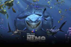Closed-Finding Nemo 3D Contest-Closed 2