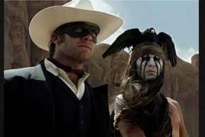 'The Lone Ranger' Trailer: Johnny Depp & Armie Hammer Ride On