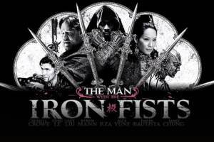 Featurette - THE MAN WITH THE IRON FISTS 1