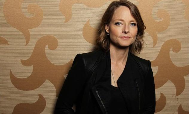 Jodie Foster Earns Golden Globes' Lifetime Achievement Award