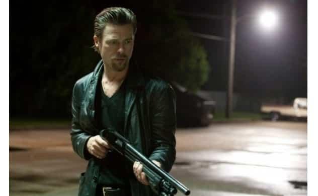 Brad Pitt's next movie-- Killing Them Softly