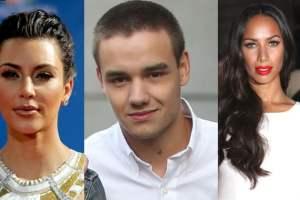 One Direction's Liam Payne Says He Didn't Bash Kim Kardashian, Isn't Dating Leona Lewis