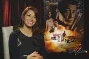 Sarah Shahi - Bullet To The Head - ZayZay.Com